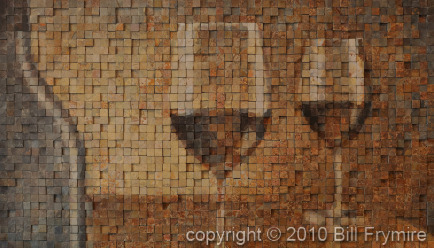 wine-mosaic-glasses-slate