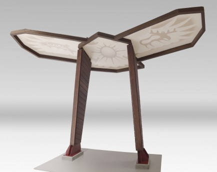 Spirit Eagle Canopy Maquette - Copy copy