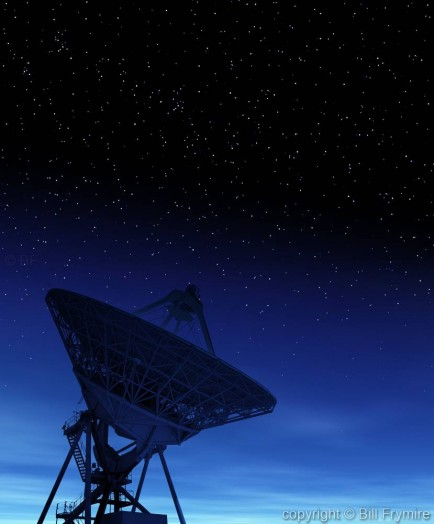 satellite-radio-telescope-night-sky-stars-telecommunication