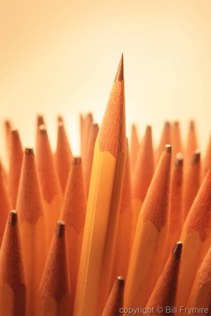 pencil-sharp-stand-out-crowd