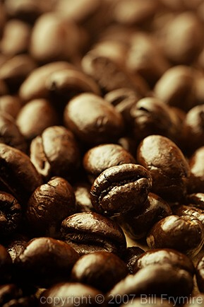 coffee beans - dark roast - cuban pea