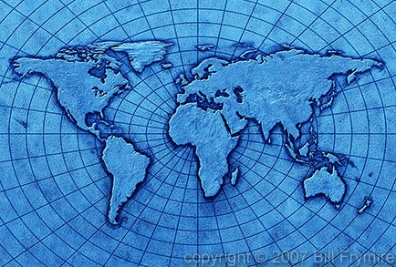 Haircut eplekenyes world map flattened flat world map gumiabroncs Image collections