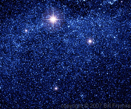 main index » space » stars » starry sky
