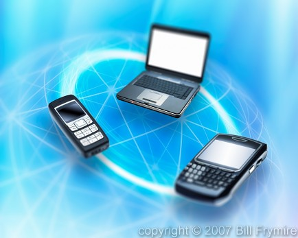 electronic devices wireless connectivity