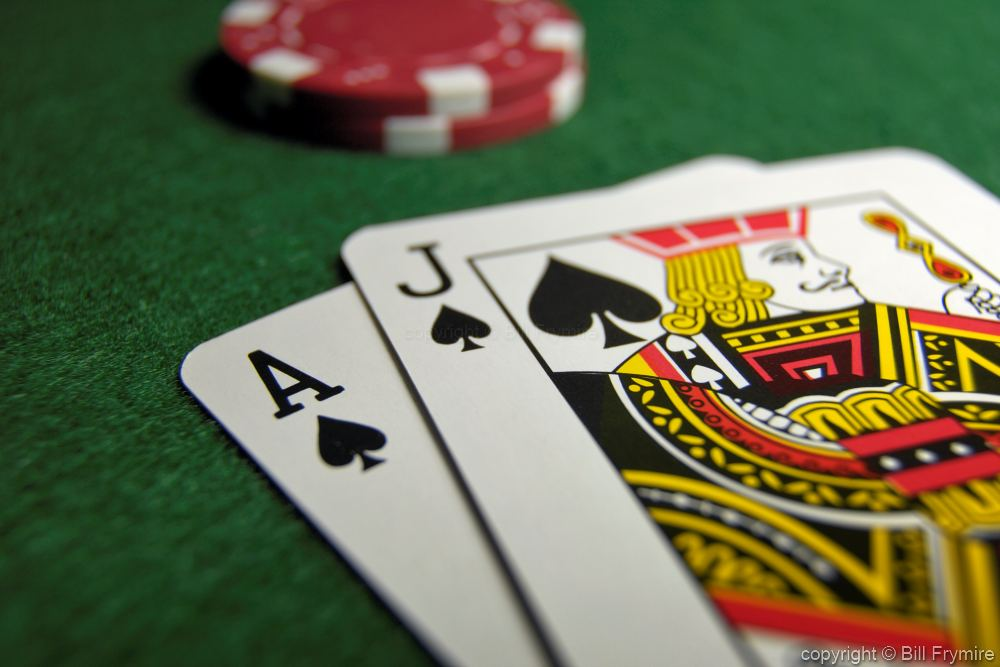 Blackjack poker
