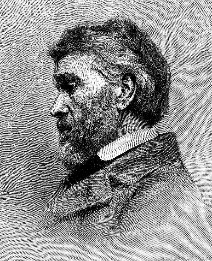scottish essayist Posterazzi thomas carlyle to scottish born historian and essayist canvas art ken welsh.