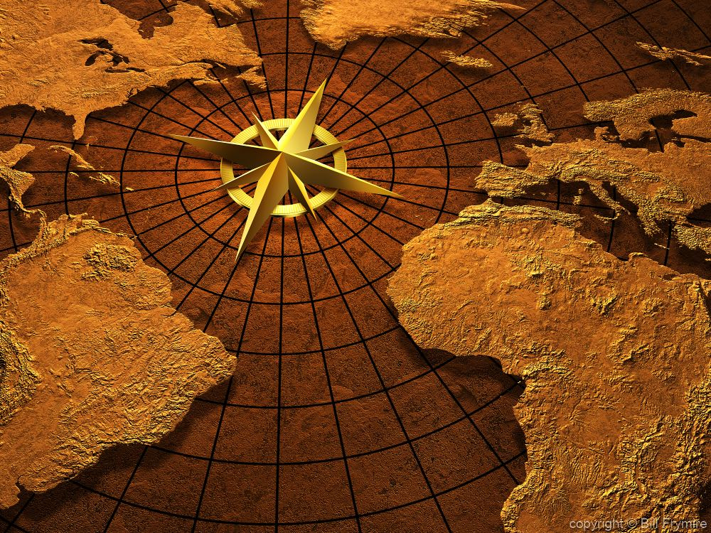 "the importance of maps and compasses to explorers This is based upon the fact that our initiation ritual attaches special importance to the position of the points of the compasses elevated above the square i am also struck by the fact that the ""g"" coincides with the number 5 in our gematria."