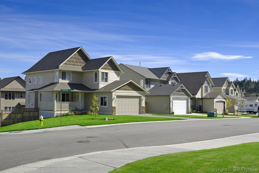Residential Neighborhood Housing Suburbs.jpg on Neighborhood Real Estate Houses